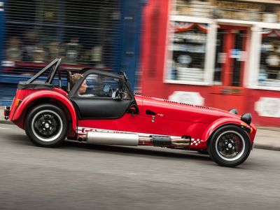 Caterham Seven 485 S - <small></small> 72.000 € <small>TTC</small> - #8