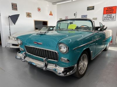 Chevrolet Bel Air CABRIOLET - <small></small> 80.900 € <small>TTC</small> - #1