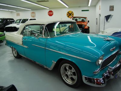 Chevrolet Bel Air CABRIOLET - <small></small> 80.900 € <small>TTC</small> - #2