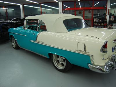 Chevrolet Bel Air CABRIOLET - <small></small> 80.900 € <small>TTC</small> - #3