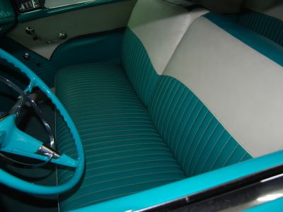 Chevrolet Bel Air CABRIOLET - <small></small> 80.900 € <small>TTC</small> - #6