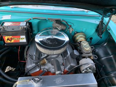 Chevrolet Bel Air CABRIOLET - <small></small> 80.900 € <small>TTC</small> - #10