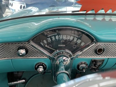 Chevrolet Bel Air CABRIOLET - <small></small> 80.900 € <small>TTC</small> - #11