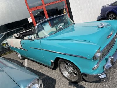 Chevrolet Bel Air CABRIOLET - <small></small> 80.900 € <small>TTC</small> - #18