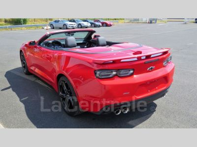 Chevrolet Camaro 6 CABRIOLET 6.2 V8 10AT - <small></small> 69.990 € <small>TTC</small>
