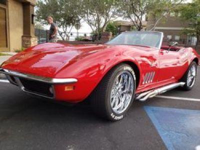 Chevrolet Corvette 1969 V8 5,7L - <small></small> 42.900 € <small>TTC</small> - #3