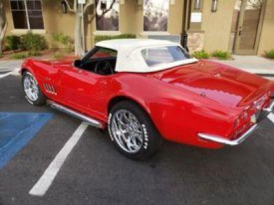 Chevrolet Corvette 1969 V8 5,7L - <small></small> 42.900 € <small>TTC</small> - #4