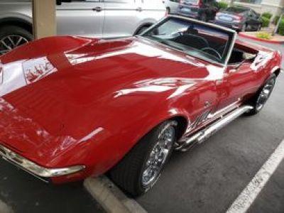 Chevrolet Corvette 1969 V8 5,7L - <small></small> 42.900 € <small>TTC</small> - #5