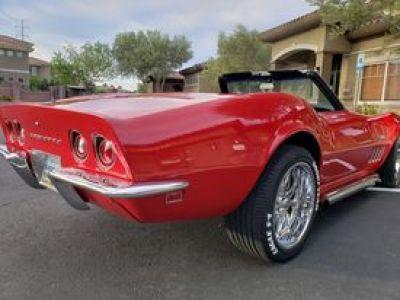 Chevrolet Corvette 1969 V8 5,7L - <small></small> 42.900 € <small>TTC</small> - #6