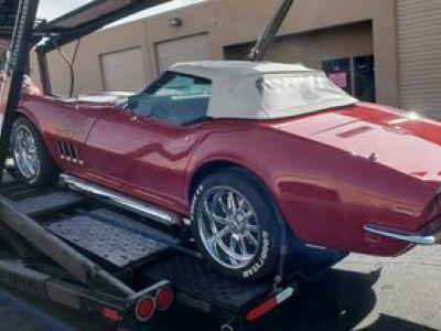 Chevrolet Corvette 1969 V8 5,7L - <small></small> 42.900 € <small>TTC</small> - #12