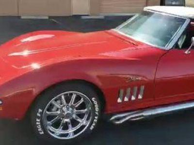 Chevrolet Corvette 1969 V8 5,7L - <small></small> 42.900 € <small>TTC</small> - #13