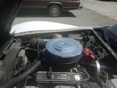 Chevrolet Corvette 1973 - <small></small> 21.900 € <small>TTC</small>
