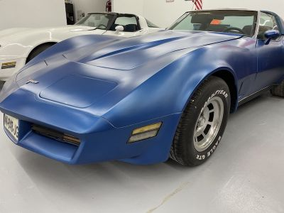 Chevrolet Corvette 1980 - <small></small> 23.500 € <small>TTC</small> - #1