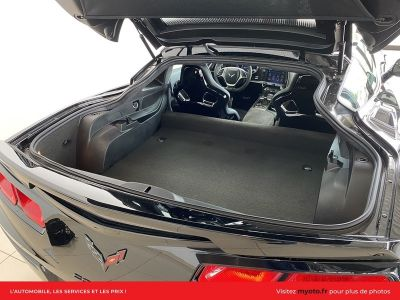 Chevrolet Corvette 6.2 V8 466CH 3LT AT8 - <small></small> 69.900 € <small>TTC</small>