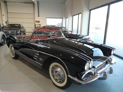 Chevrolet Corvette C1 convertible de 1961 - <small></small> 69.900 € <small>TTC</small> - #1