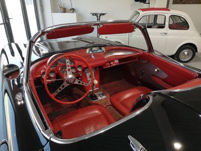 Chevrolet Corvette C1 convertible de 1961 - <small></small> 69.900 € <small>TTC</small> - #18