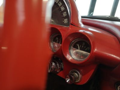 Chevrolet Corvette C1 convertible de 1961 - <small></small> 69.900 € <small>TTC</small> - #21
