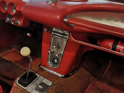 Chevrolet Corvette C1 convertible de 1961 - <small></small> 69.900 € <small>TTC</small> - #25