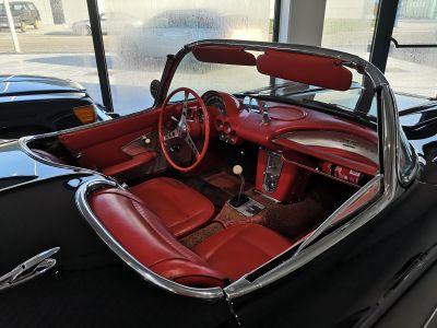 Chevrolet Corvette C1 convertible de 1961 - <small></small> 69.900 € <small>TTC</small> - #38