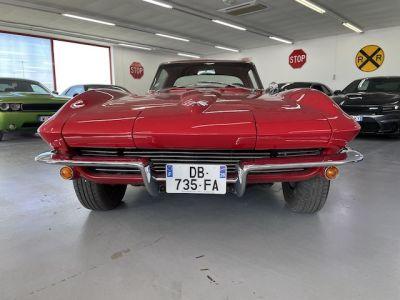 Chevrolet Corvette C2 1965 V8 - <small></small> 79.900 € <small>TTC</small> - #3