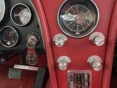 Chevrolet Corvette C2 1965 V8 - <small></small> 79.900 € <small>TTC</small> - #11
