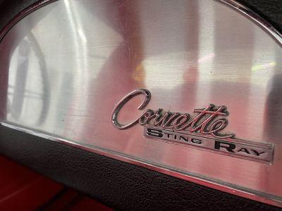 Chevrolet Corvette C2 1965 V8 - <small></small> 79.900 € <small>TTC</small> - #14
