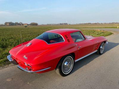 Chevrolet Corvette C2 coupe 1964 - <small></small> 99.900 € <small>TTC</small> - #2