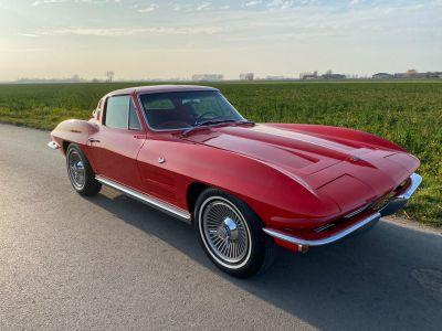 Chevrolet Corvette C2 coupe 1964 - <small></small> 99.900 € <small>TTC</small> - #6