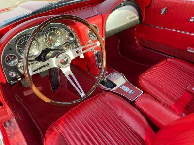 Chevrolet Corvette C2 coupe 1964 - <small></small> 99.900 € <small>TTC</small> - #14