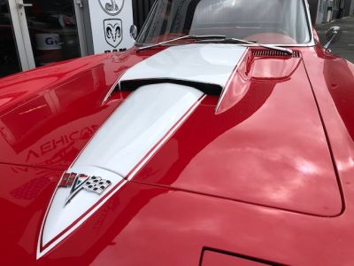Chevrolet Corvette C2 STINGRAY 327 CABRIOLET - <small></small> 75.000 € <small>TTC</small>