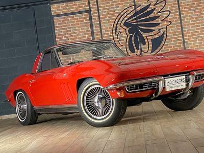 Chevrolet Corvette C2 V8 5.4 CODE L 79 - <small></small> 79.900 € <small>TTC</small>