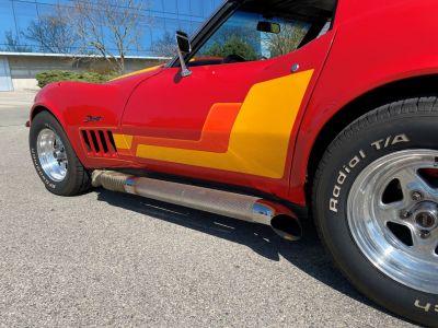 Chevrolet Corvette C3 Stingray Toit T-top (Double Toit Escamotable ) 5.3 V8 305 Ci 370 Ch Mot - BVA Neuf . Exceptionnel - <small></small> 69.900 € <small></small> - #6