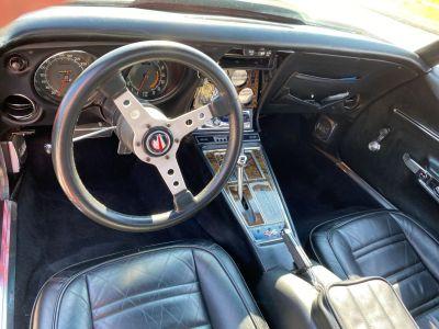 Chevrolet Corvette C3 Stingray Toit T-top (Double Toit Escamotable ) 5.3 V8 305 Ci 370 Ch Mot - BVA Neuf . Exceptionnel - <small></small> 69.900 € <small></small> - #13
