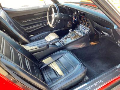 Chevrolet Corvette C3 Stingray Toit T-top (Double Toit Escamotable ) 5.3 V8 305 Ci 370 Ch Mot - BVA Neuf . Exceptionnel - <small></small> 69.900 € <small></small> - #15