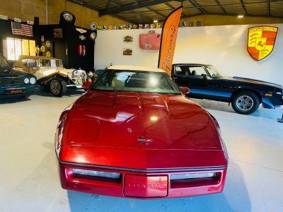 Chevrolet Corvette C4 CABRIOLET 5.7 V8 L98 EN FRANCE - <small></small> 17.990 € <small>TTC</small> - #2