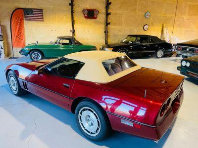 Chevrolet Corvette C4 CABRIOLET 5.7 V8 L98 EN FRANCE - <small></small> 17.990 € <small>TTC</small> - #5