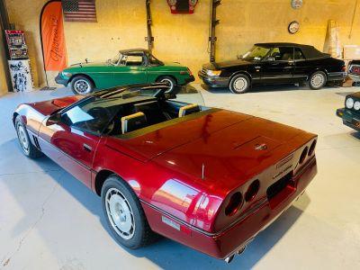 Chevrolet Corvette C4 CABRIOLET 5.7 V8 L98 EN FRANCE - <small></small> 17.990 € <small>TTC</small> - #13