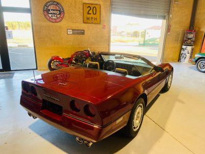 Chevrolet Corvette C4 CABRIOLET 5.7 V8 L98 EN FRANCE - <small></small> 17.990 € <small>TTC</small> - #15