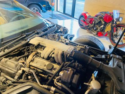 Chevrolet Corvette C4 CABRIOLET 5.7 V8 L98 EN FRANCE - <small></small> 17.990 € <small>TTC</small> - #20