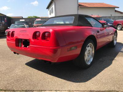 Chevrolet Corvette C4 CONVERTIBLE 5,7l V8 350CI Injection En France - <small></small> 22.000 € <small>TTC</small> - #2