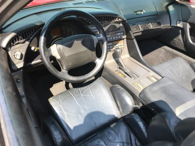 Chevrolet Corvette C4 CONVERTIBLE 5,7l V8 350CI Injection En France - <small></small> 20.000 € <small>TTC</small> - #12