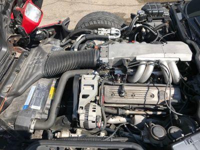 Chevrolet Corvette C4 CONVERTIBLE 5,7l V8 350CI Injection En France - <small></small> 20.000 € <small>TTC</small> - #18