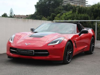 Chevrolet Corvette C7 6.2 V8 466 ch Stingray