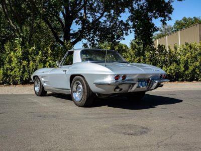 Chevrolet Corvette CONVERTIBLE 1964 - Prix sur Demande - #7