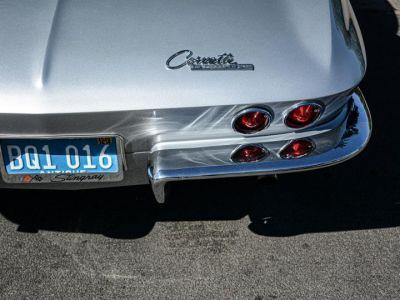 Chevrolet Corvette CONVERTIBLE 1964 - Prix sur Demande - #9