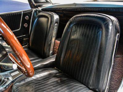 Chevrolet Corvette CONVERTIBLE 1964 - Prix sur Demande - #10