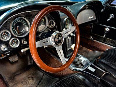 Chevrolet Corvette CONVERTIBLE 1964 - Prix sur Demande - #11