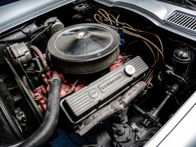 Chevrolet Corvette CONVERTIBLE 1964 - Prix sur Demande - #16