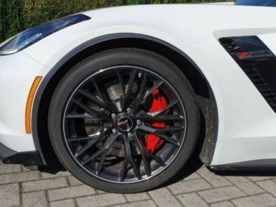 Chevrolet Corvette *C7 TARGA SUPERCHARGED* 6.2 V8 659 CV *Z06* CARBON 65 AT8/Garantie 12 MOIS  - <small></small> 99.790 € <small>TTC</small> - #16