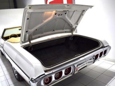Chevrolet Impala Cabriolet - <small></small> 26.900 € <small>TTC</small> - #17